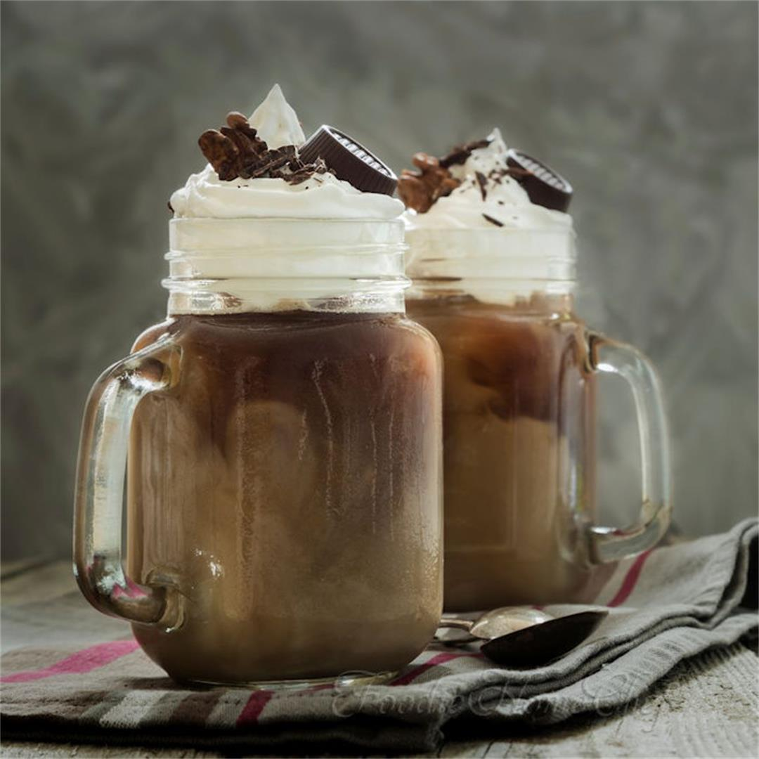 Mochaccino Dessert Smoothie
