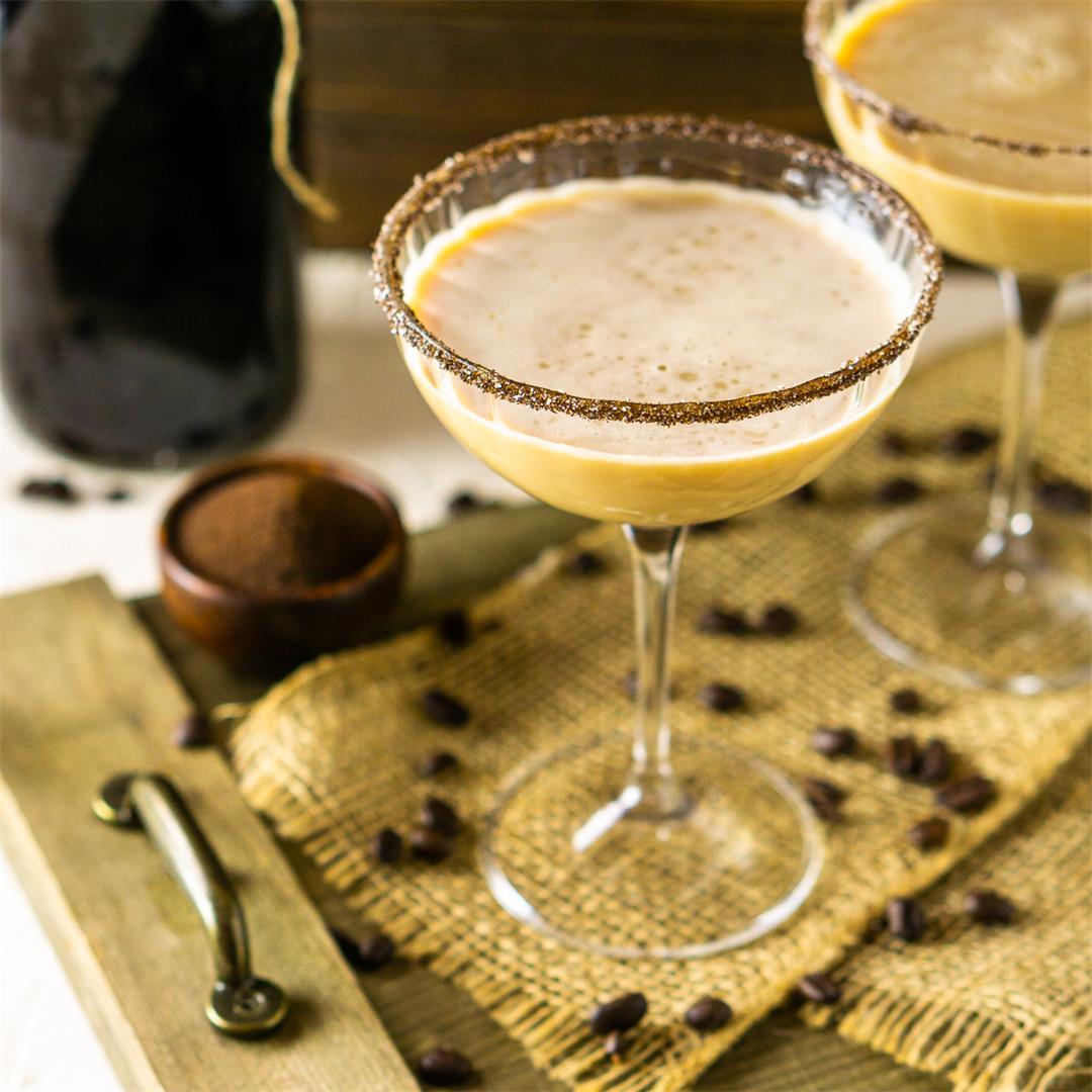Baileys Irish Coffee Martini