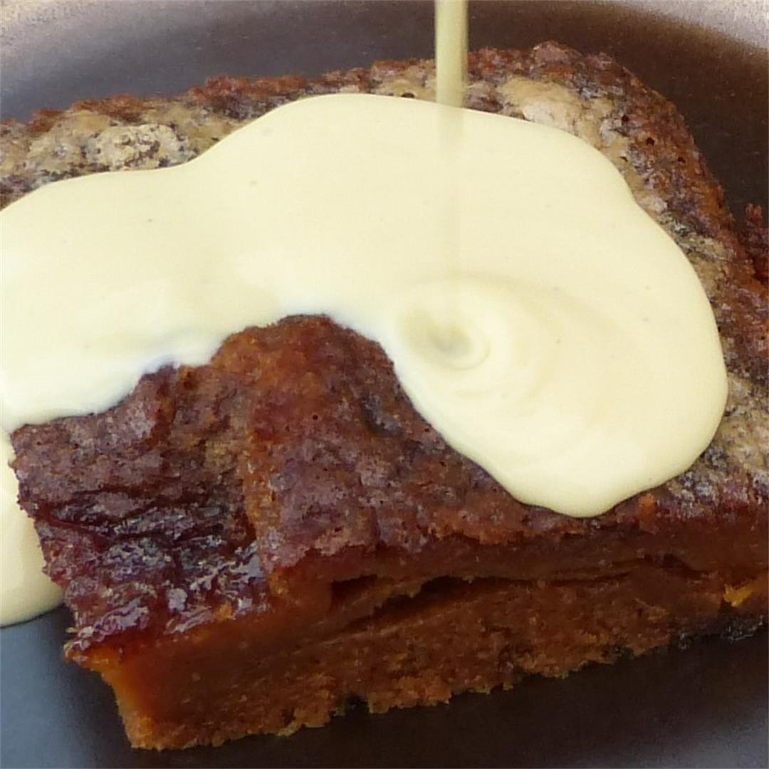 Malva pudding is one of the popular desserts in Namibia