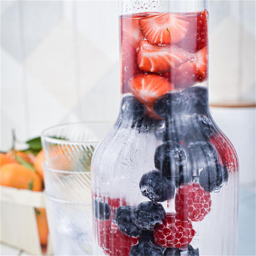 How to Make Fruit-Infused Water