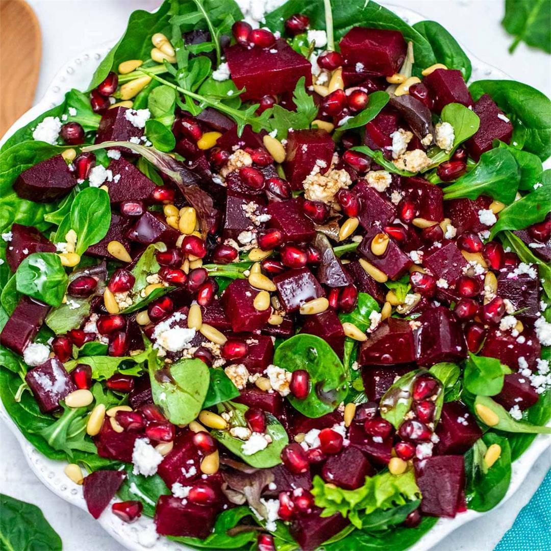 The PERFECT Beet Salad Recipe