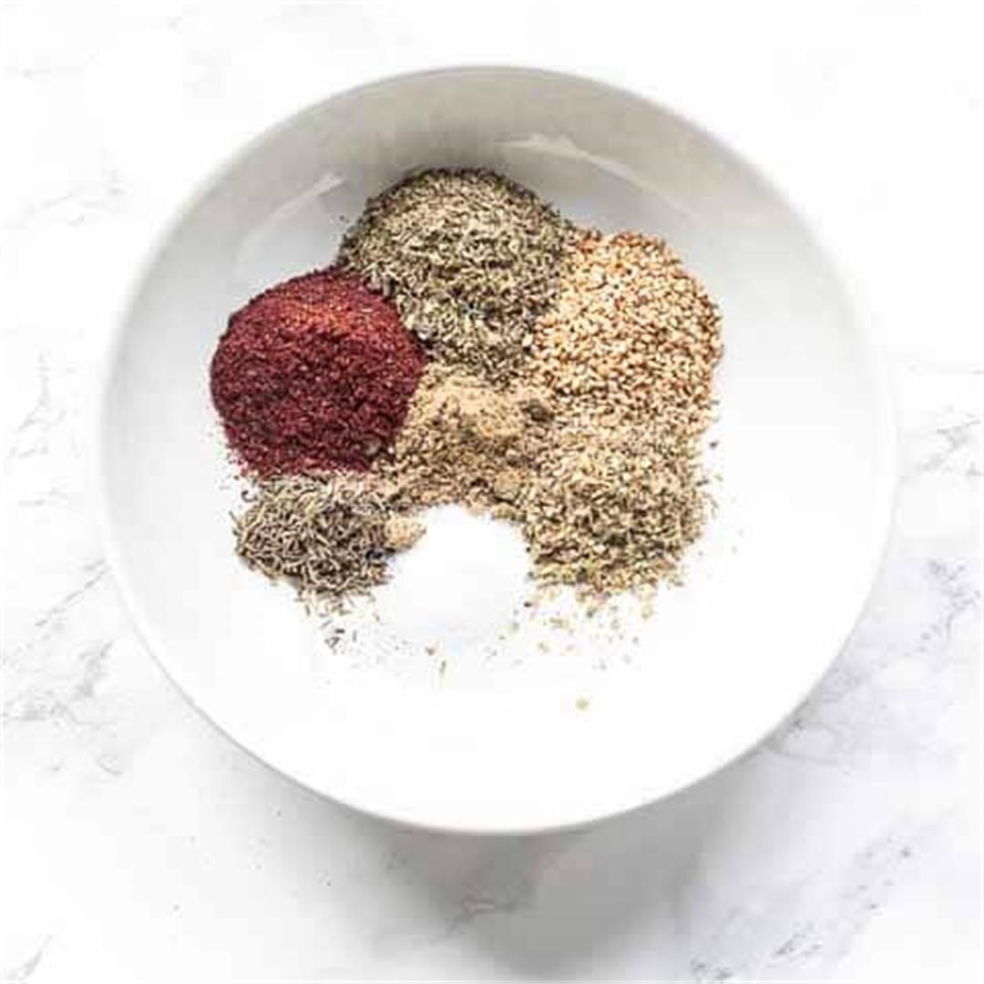 How To Make Za'atar Seasoning