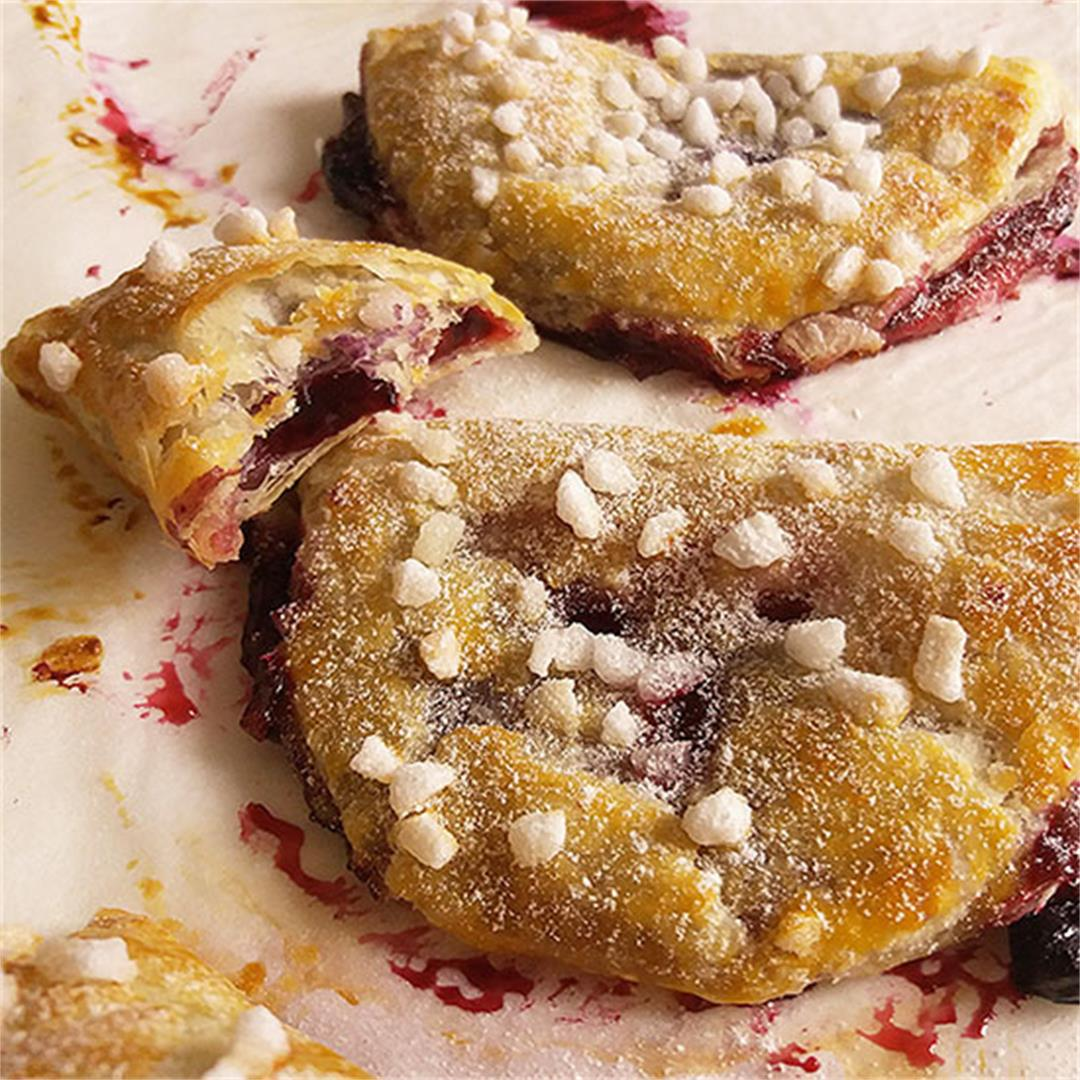 Forest Fruits Hand Pies