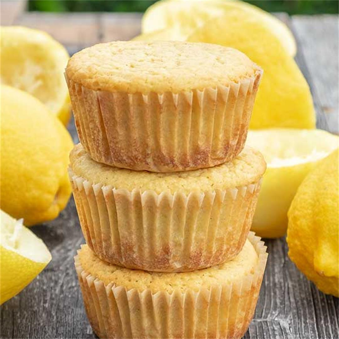 Gluten-Free Lemon Muffin Recipe