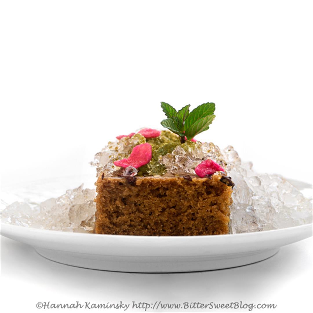 Spring Thaw Dessert Inspired by El Bulli