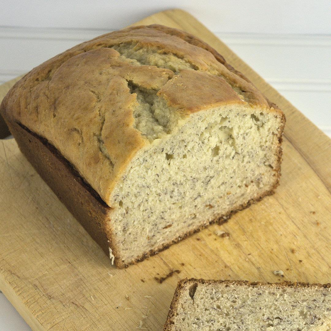 Light Buttermilk Banana Bread – A Gourmet Food Blog