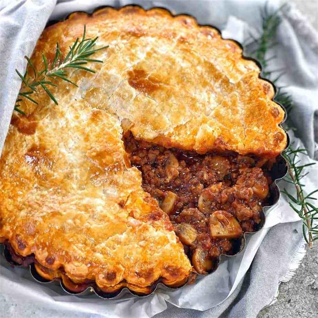 Lamb Mince Pie