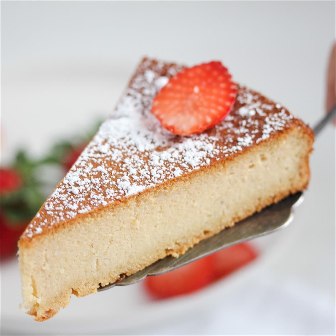 2- Ingredient Cake