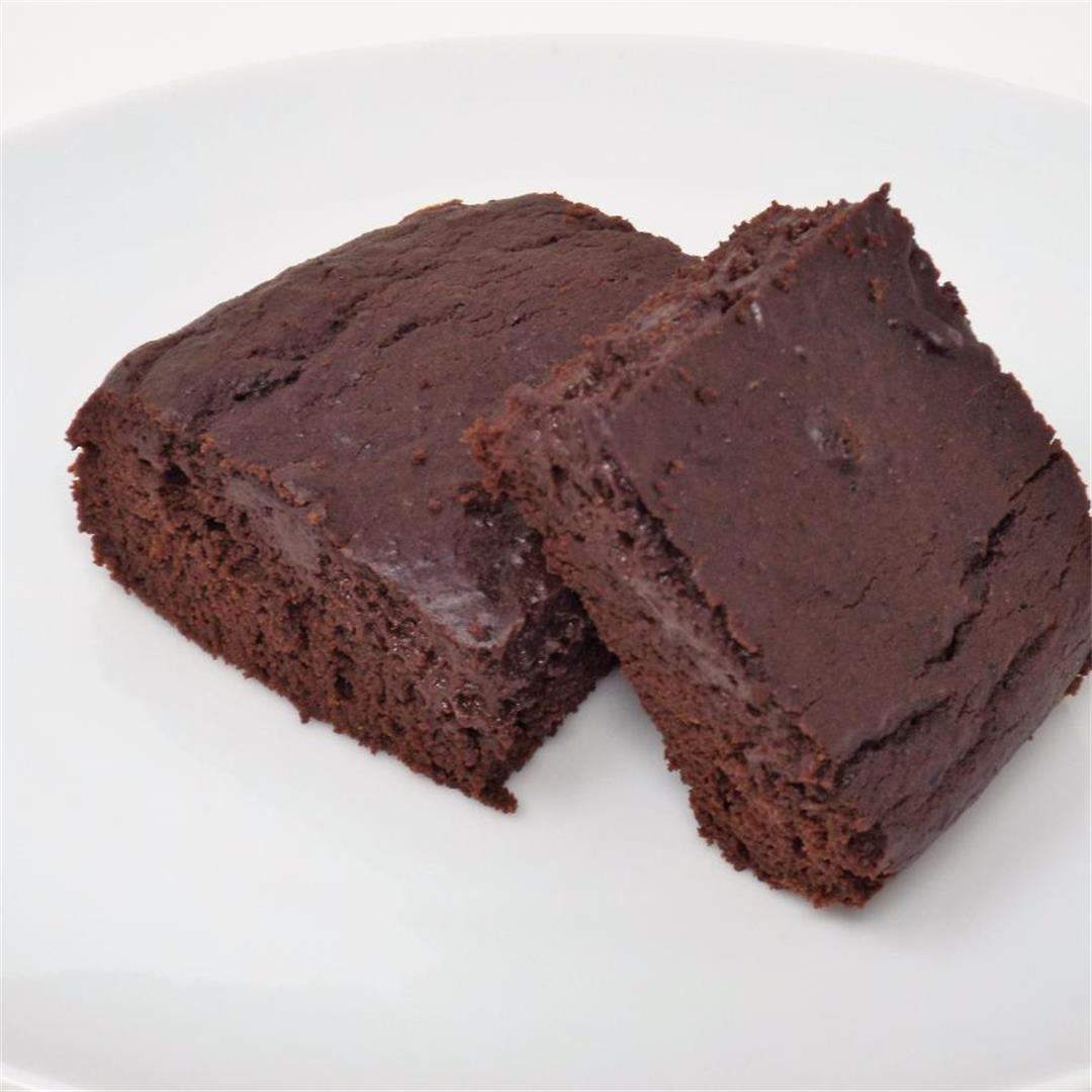 Date Sugar Brownies