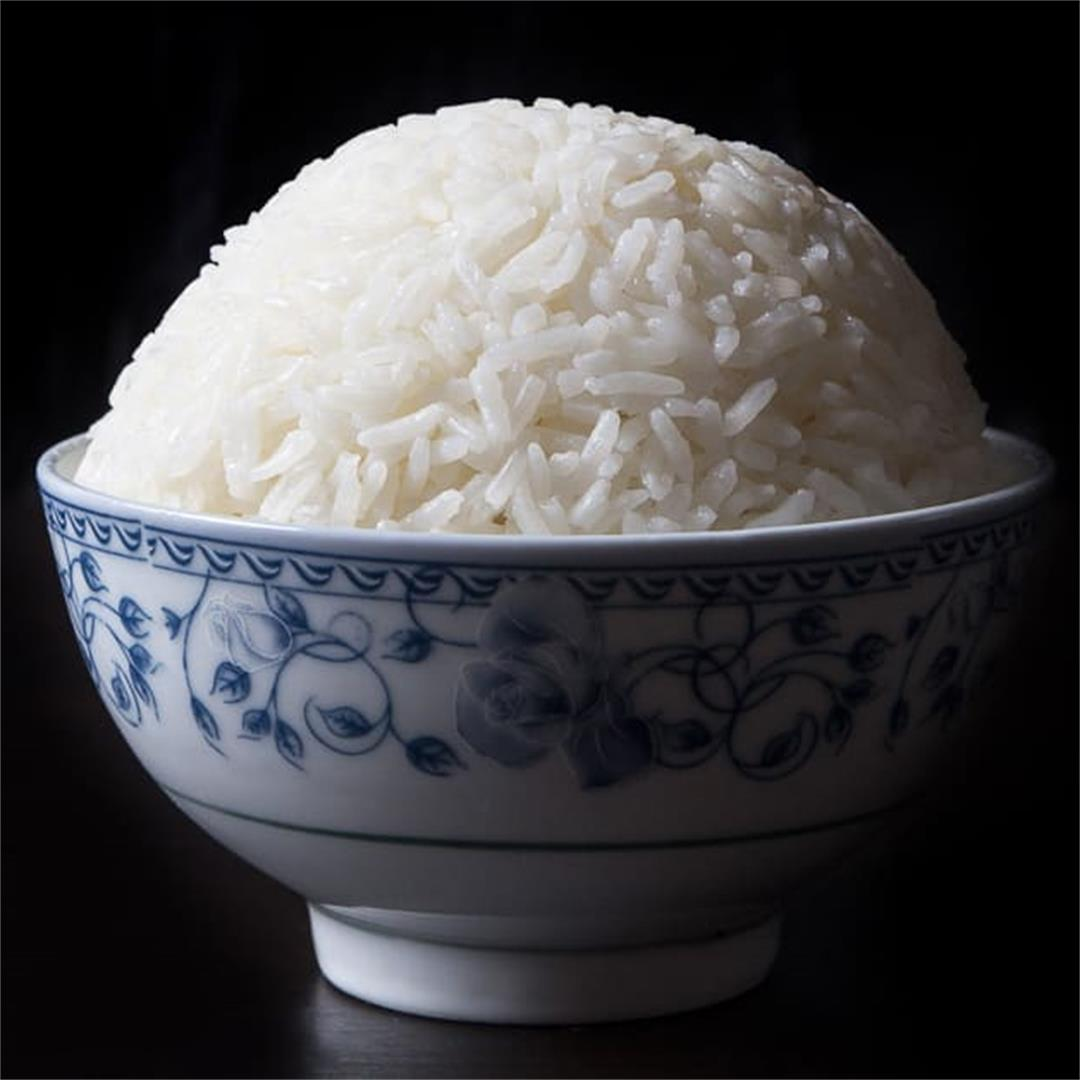 Perfect Foolproof Instant Pot Rice
