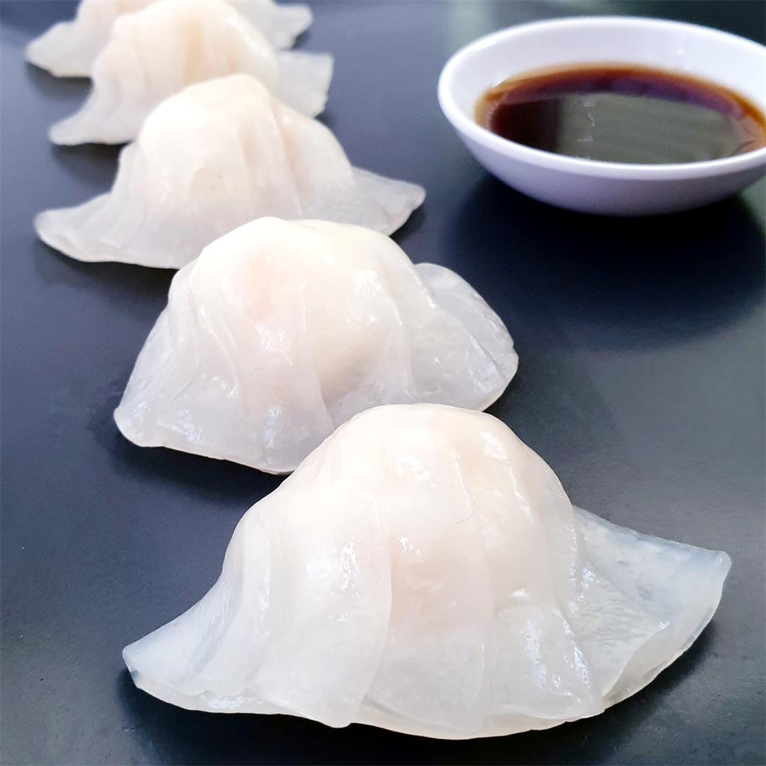 Har Gow (Chinese Prawn Dumplings)
