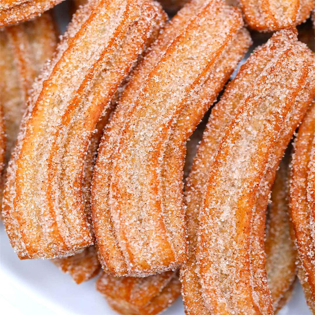 How to Make Authentic Churros