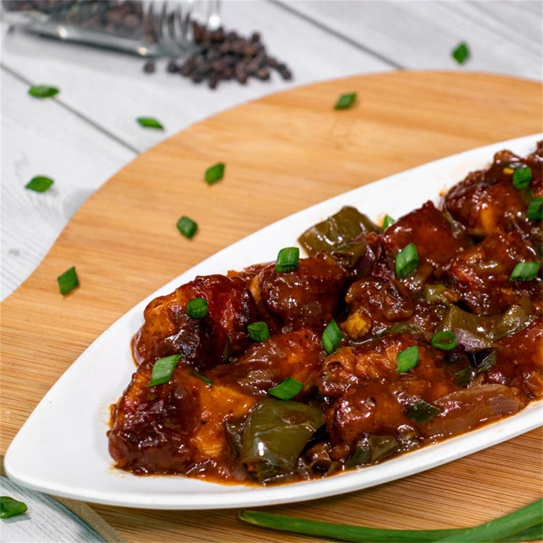 Authentic Chinese Chilli Chicken Recipe