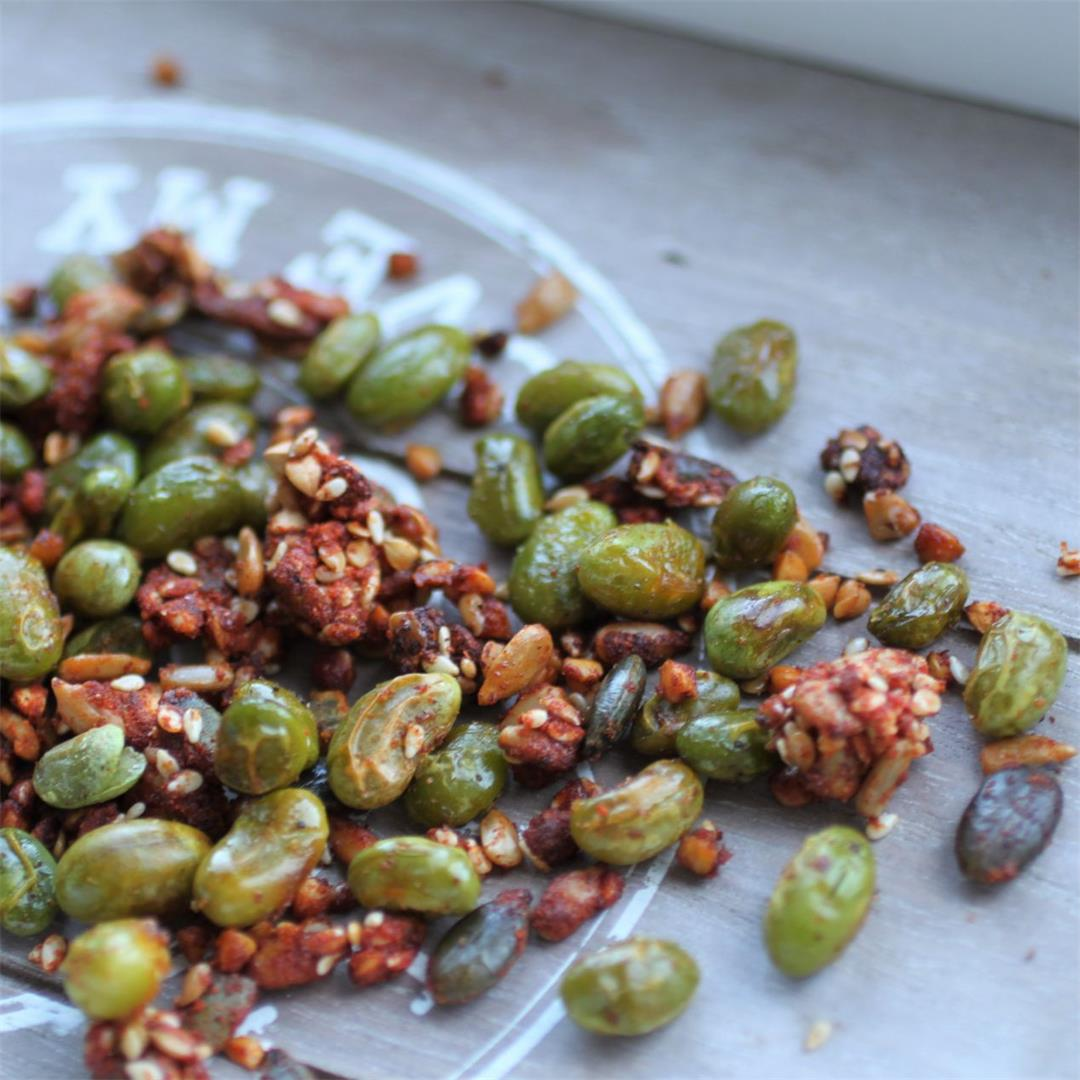 Spicy Graze Style Protein Mix Recipe