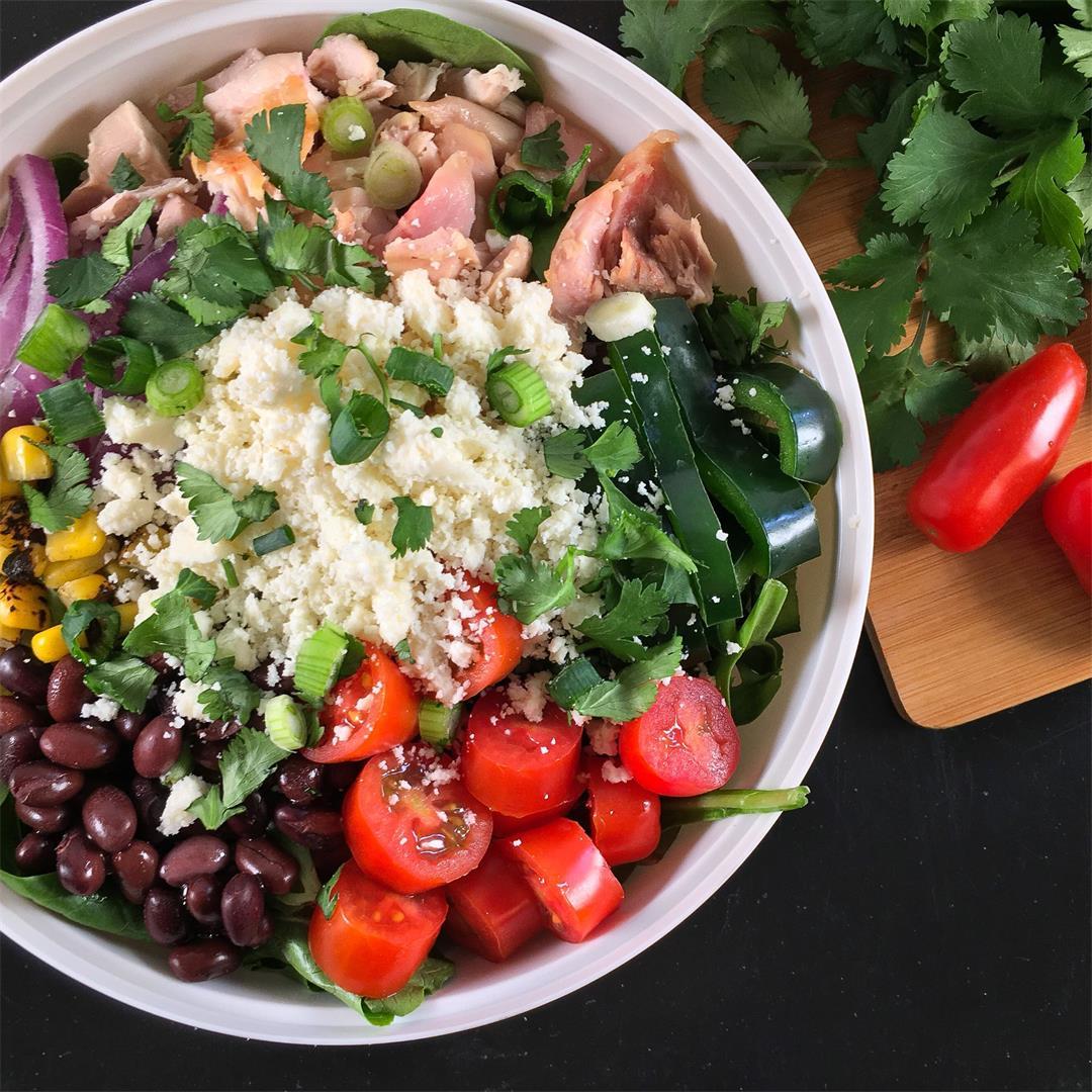 Chicken Southwest Salad