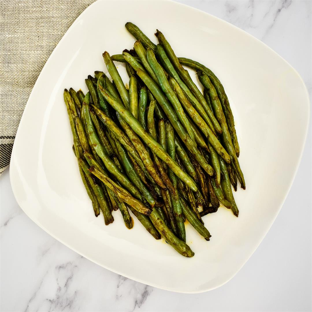 3 Ingredient Green Beans