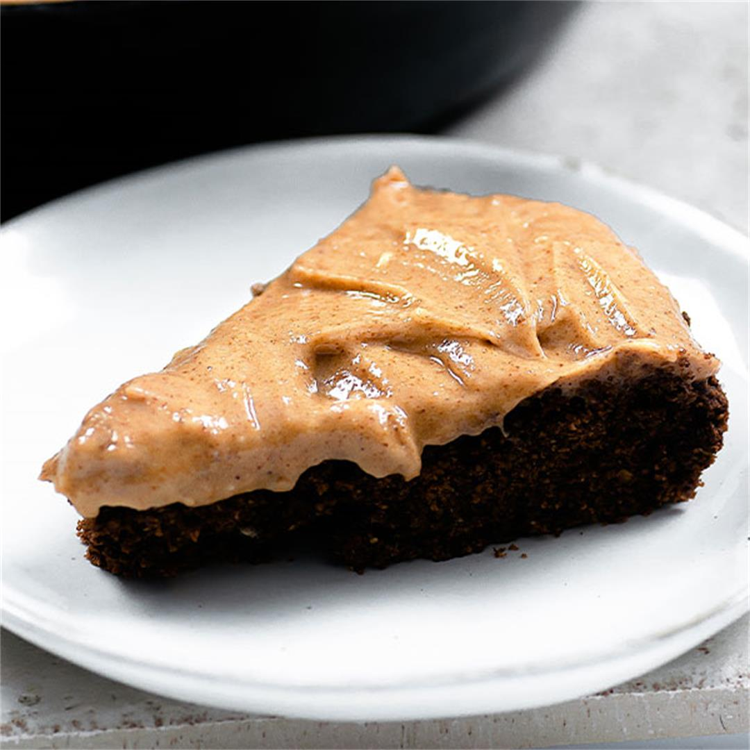 Vegan Almond Butter Frosting