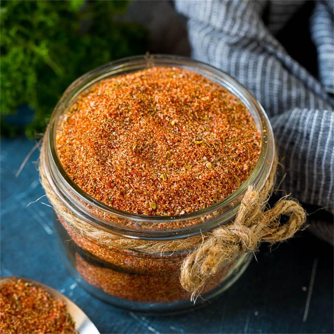 Cajun Seasoning Recipe