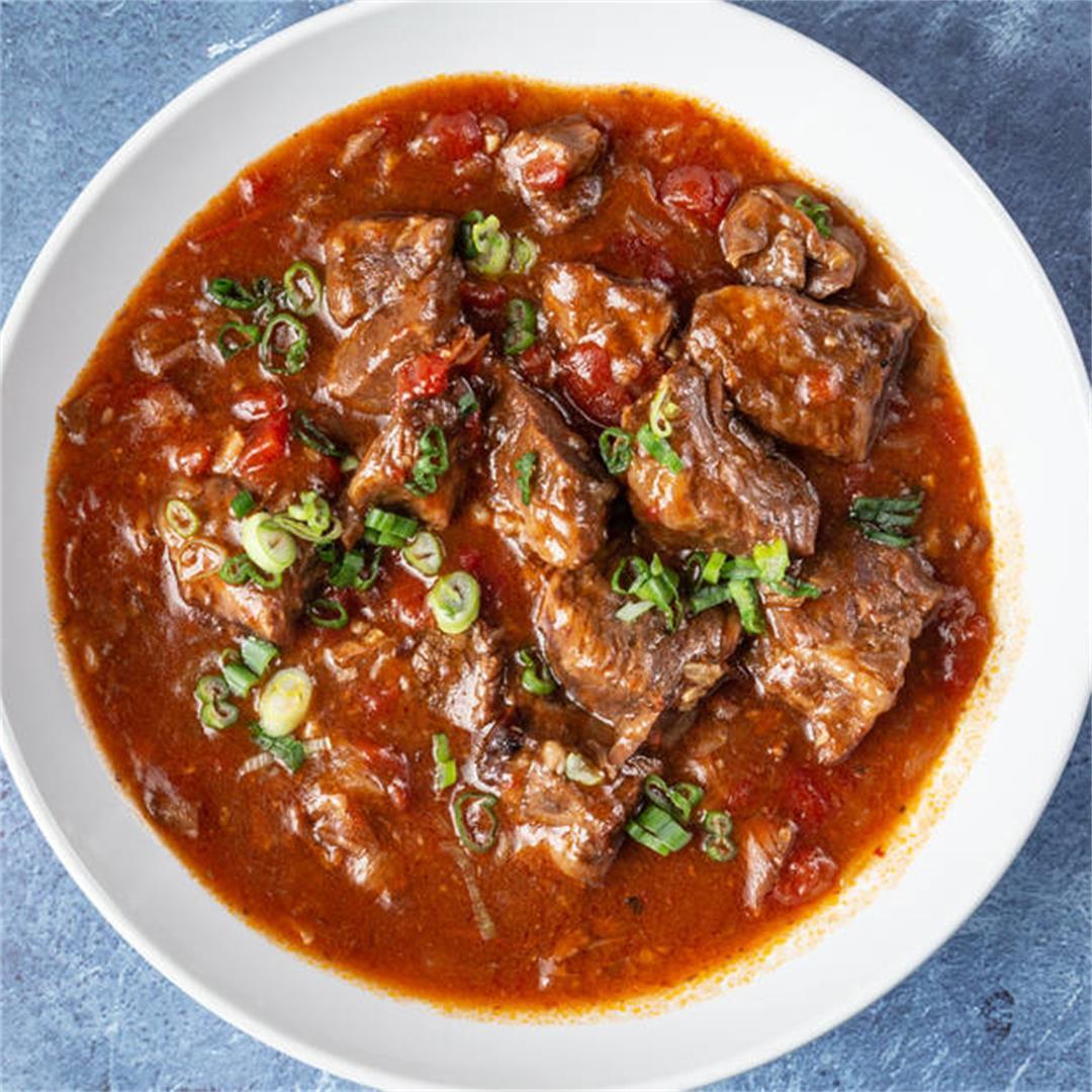Instant Pot HK Tomato Beef