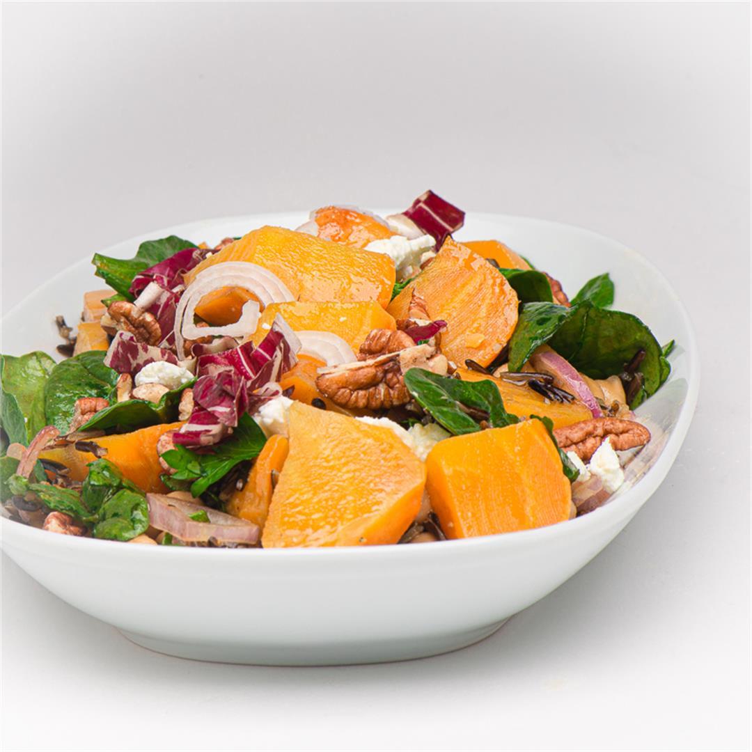 Fresh Beet Salad
