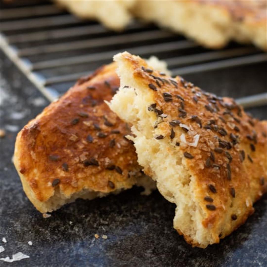 Turkish Bread (Diyarbakır çöreği)- Bread