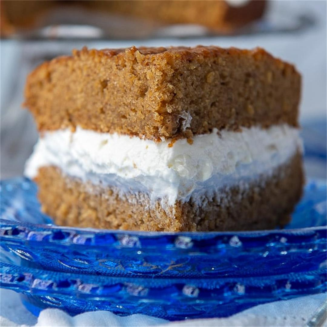 Best Homemade Oatmeal Creme Pie Cake