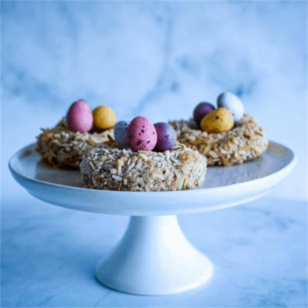 Gluten-Free Cookie Easter Nests