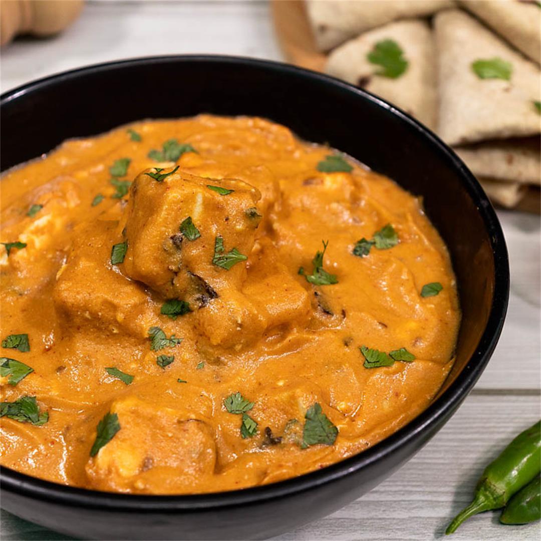 How to make best Shahi Paneer Recipe
