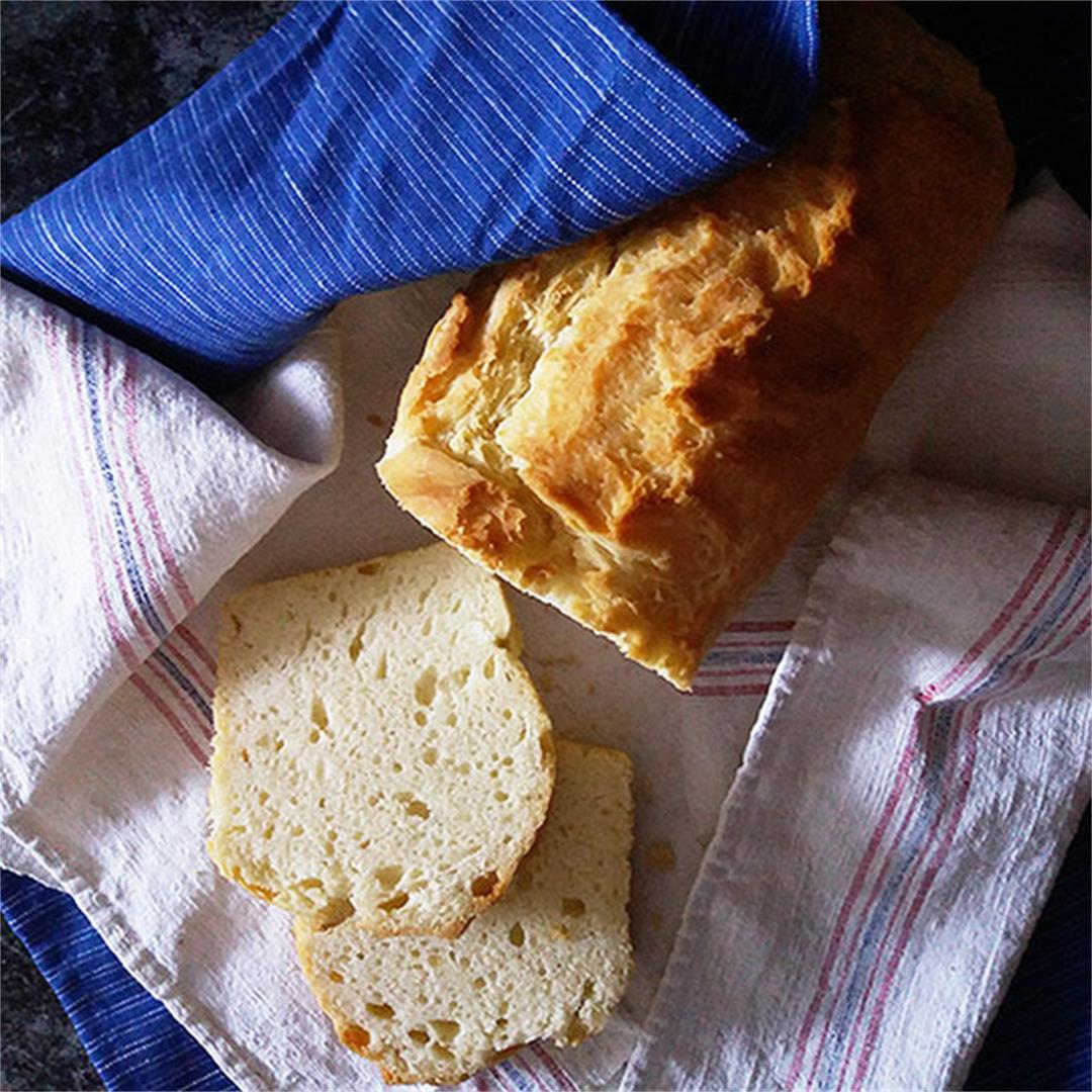 Rustic Lard Bread