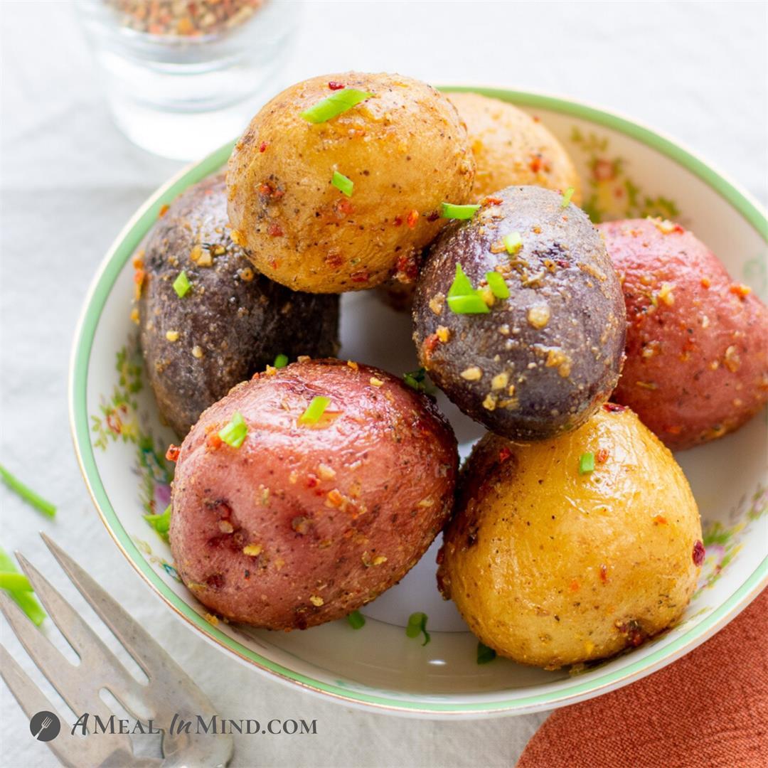 Instant Pot Seasoned Salt Potatoes