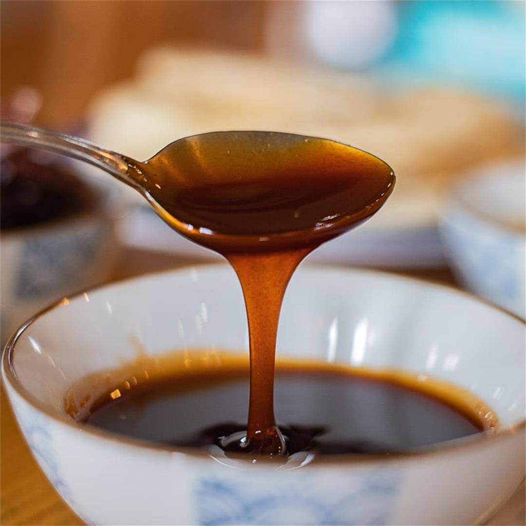 Easy Date Syrup/Date Molasses Recipe