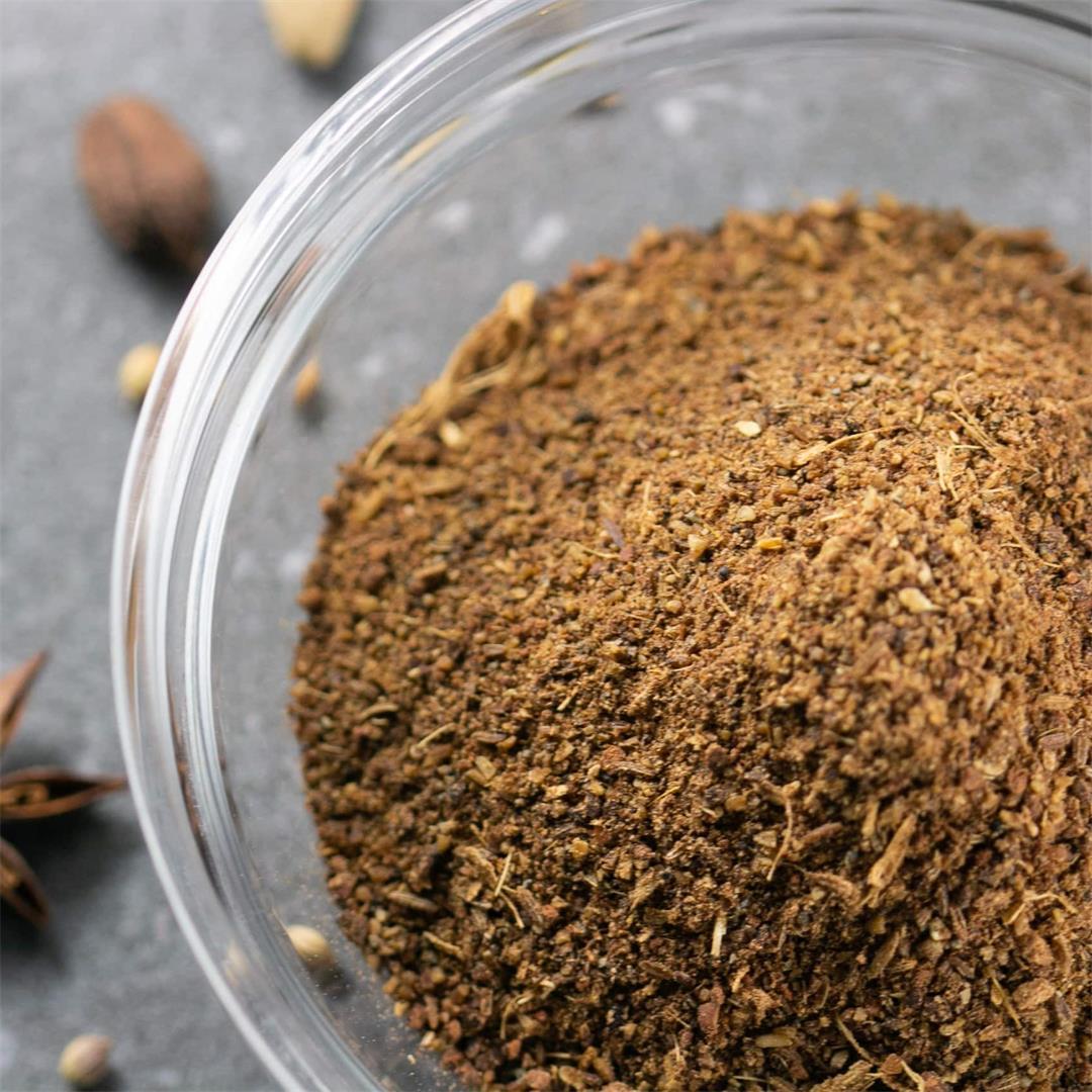 The Perfect Garam Masala Recipe (Under 5 Minutes!)