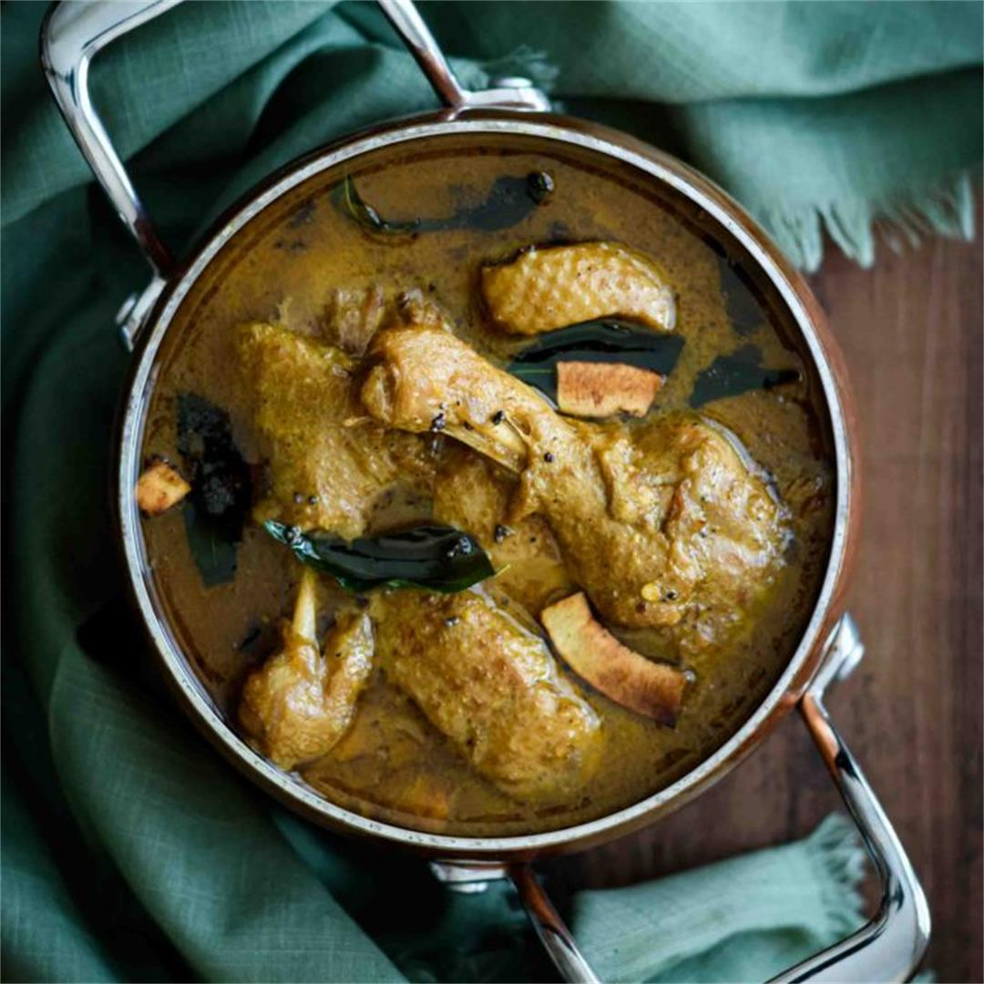 Kerala Style Duck Curry