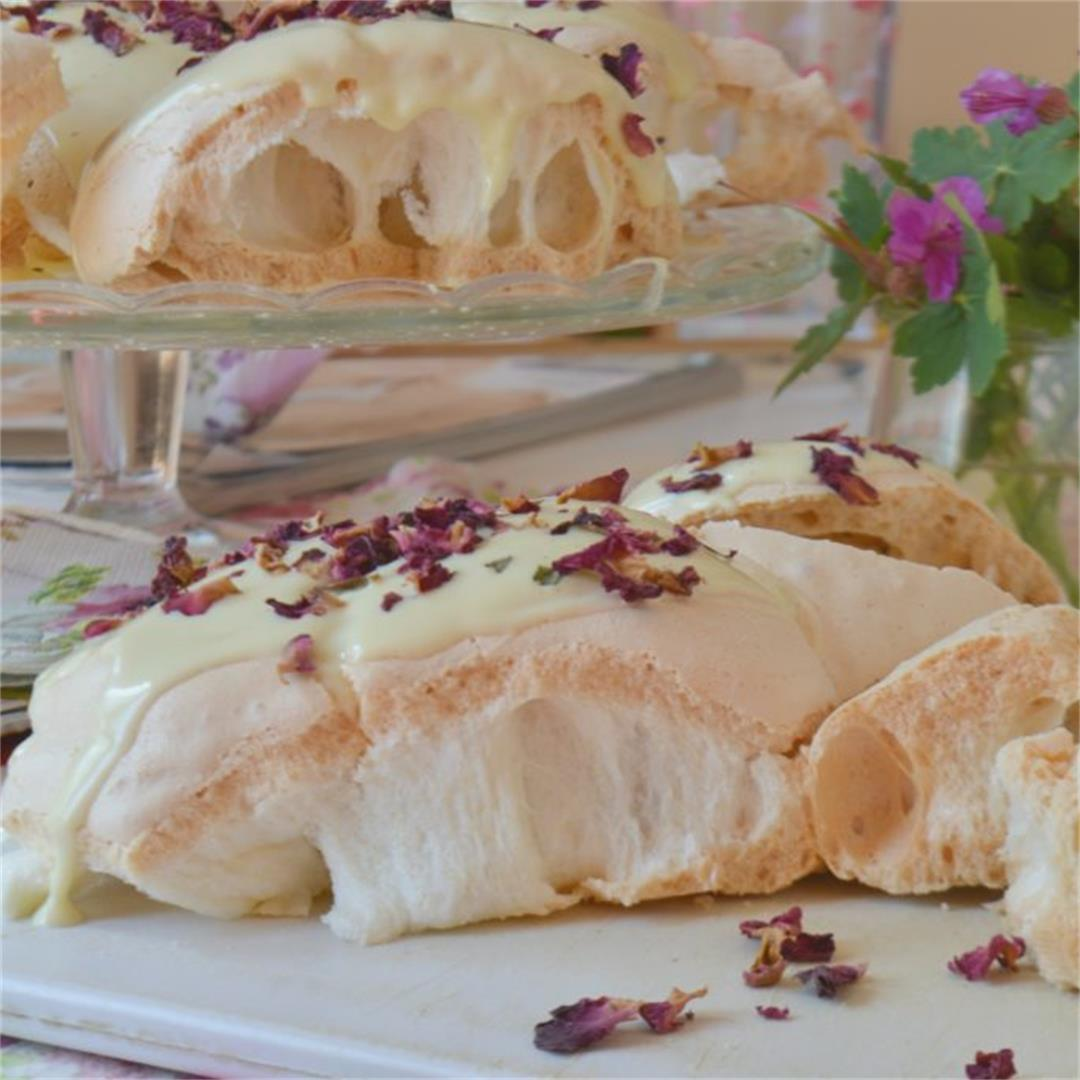 White Chocolate Meringues — Tasty Food for Busy Mums