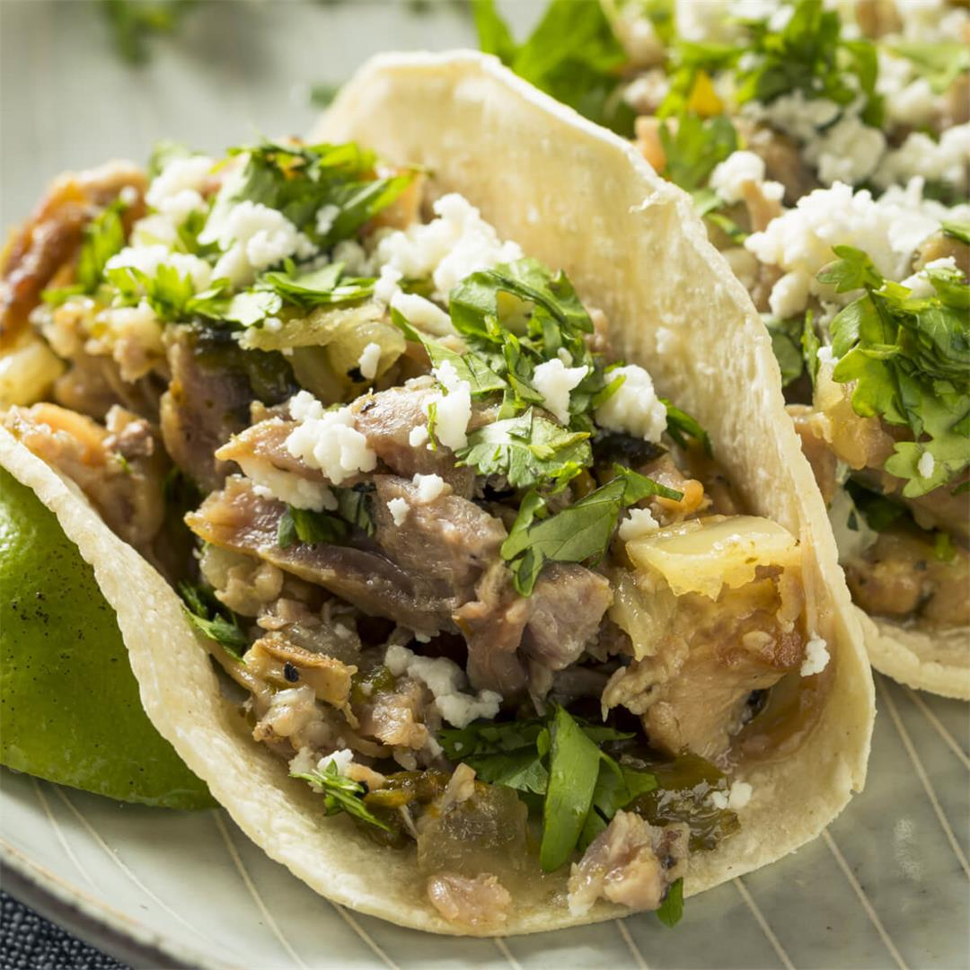 Instant Pot Carnitas (Tasty Mexican Pulled Pork)