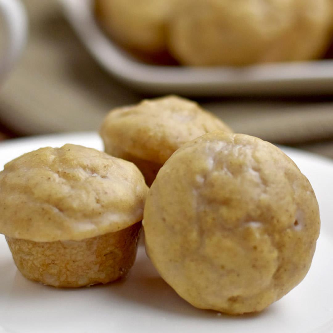 Baked Gluten Free Donut Holes