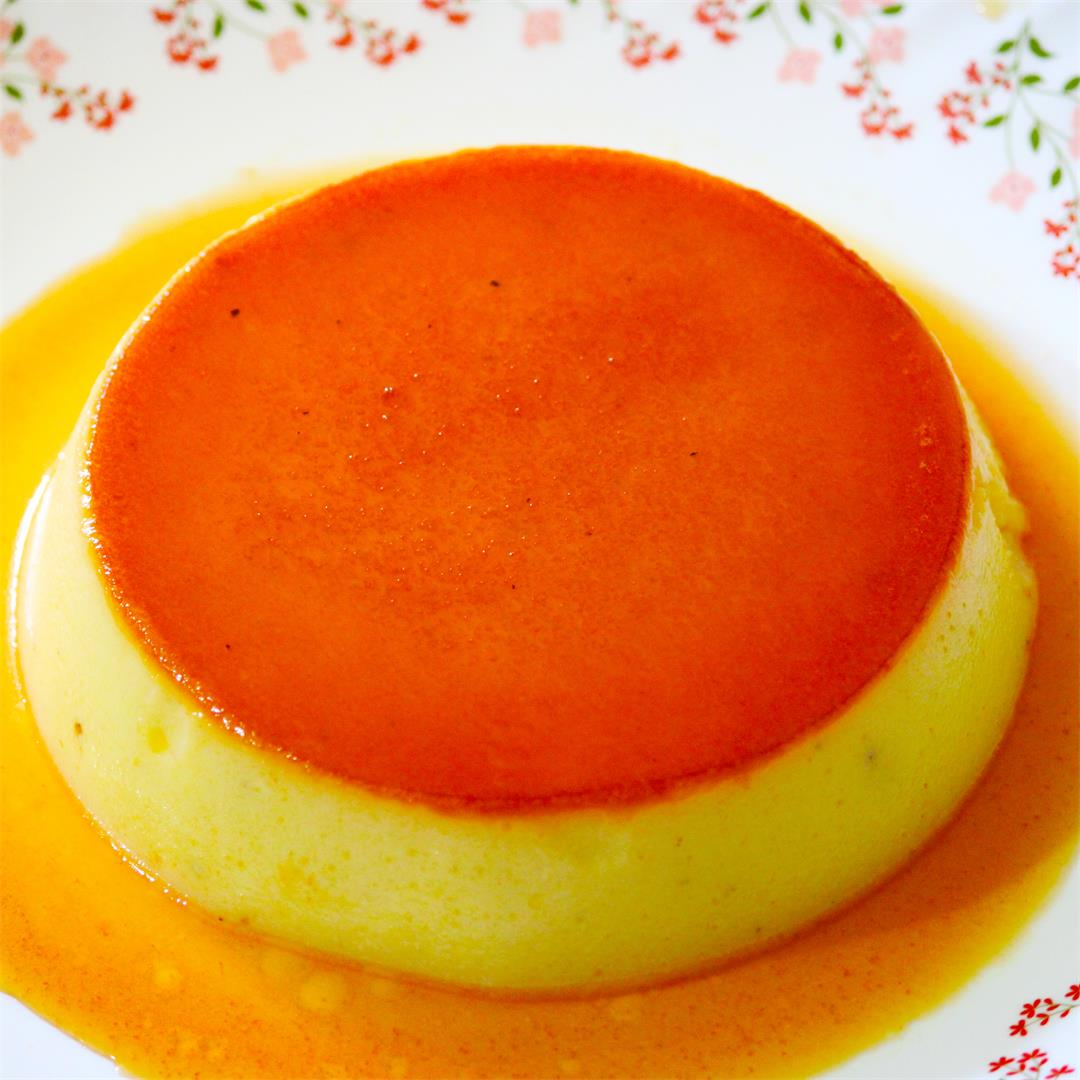 Semolina Dessert | Sooji Pudding