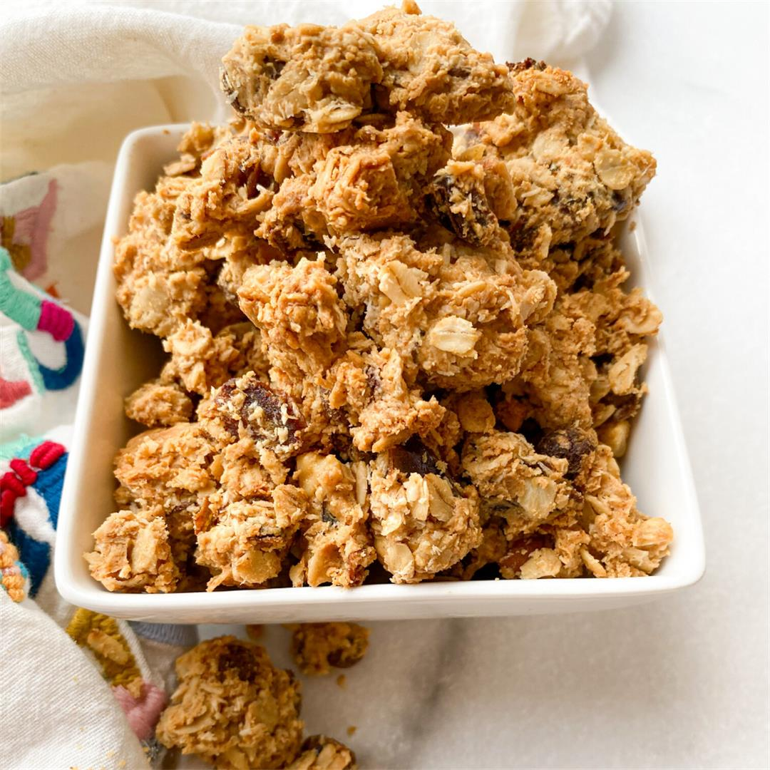 Granola Cookie Crack