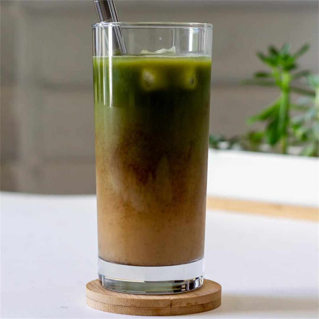Matcha Espresso Drink Recipe