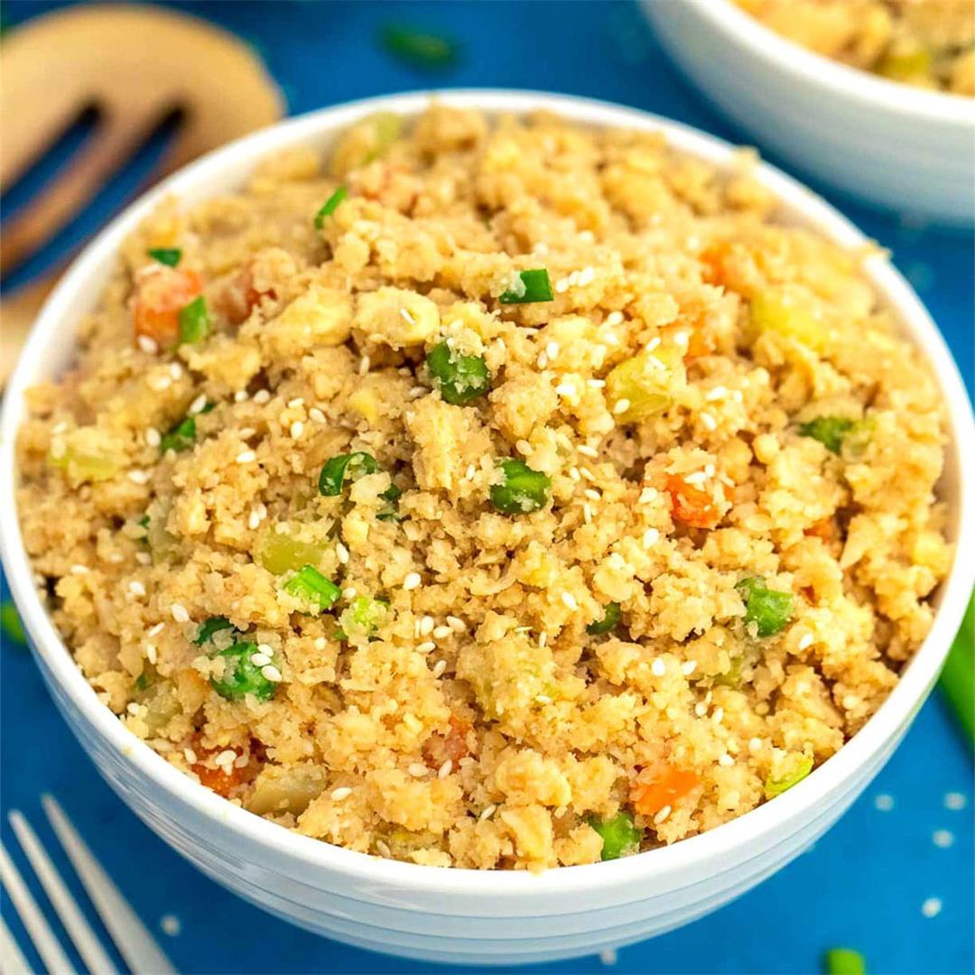 Low Carb Cauliflower Rice