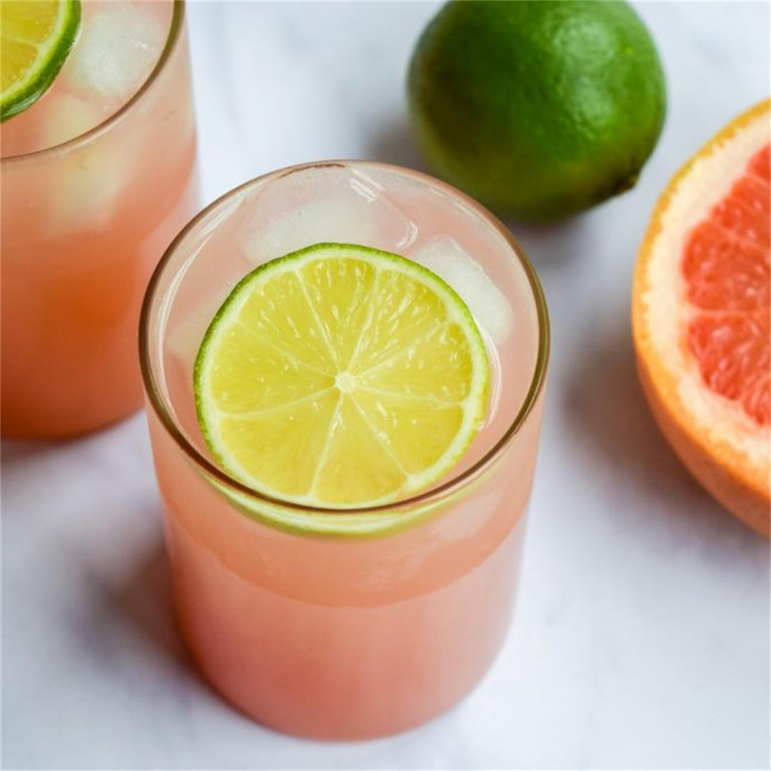 Classic Paloma Cocktail