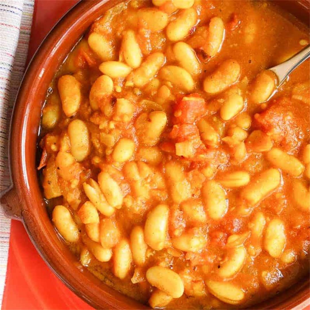 Traditional Loubia Recipe