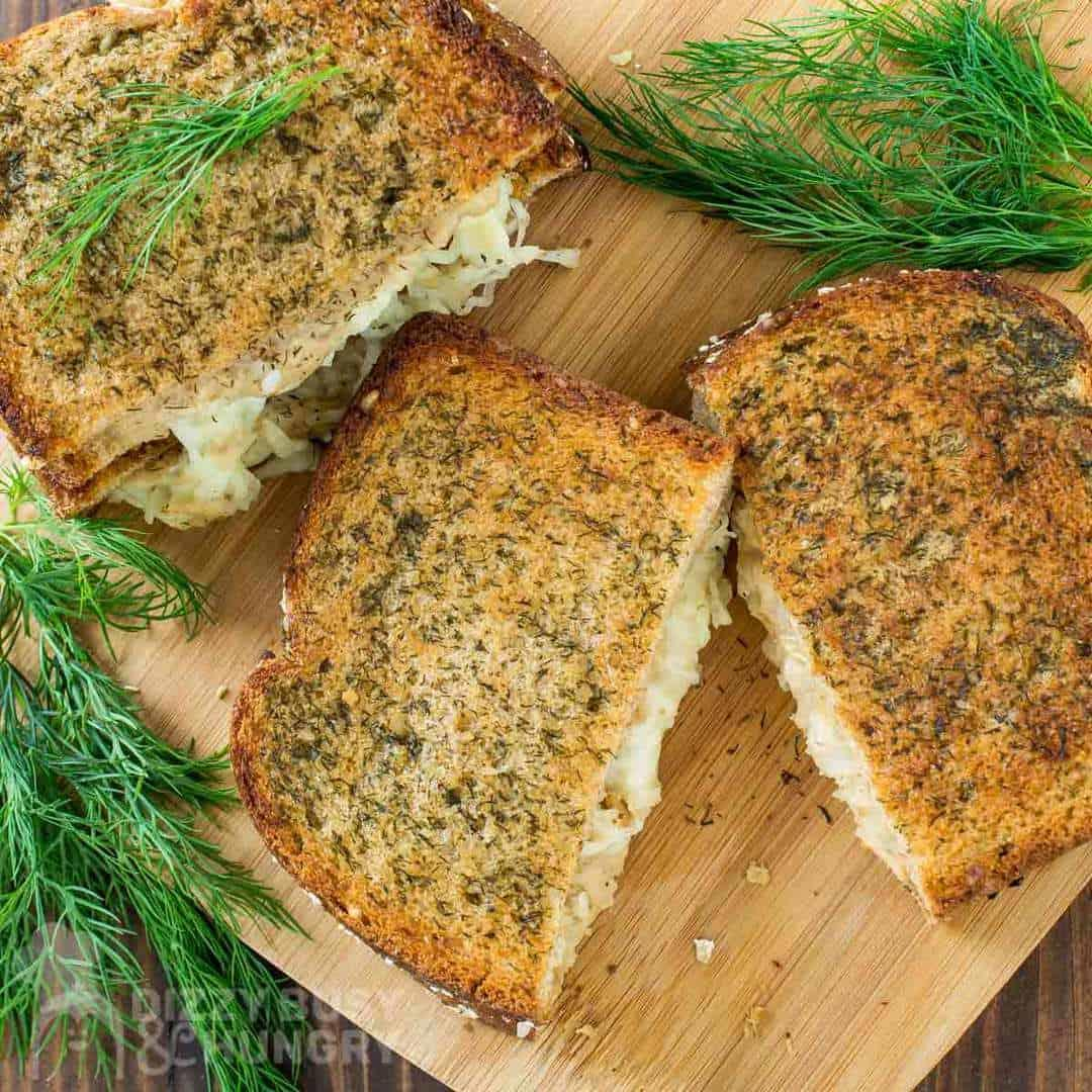 Gourmet Grilled Cheese Recipe