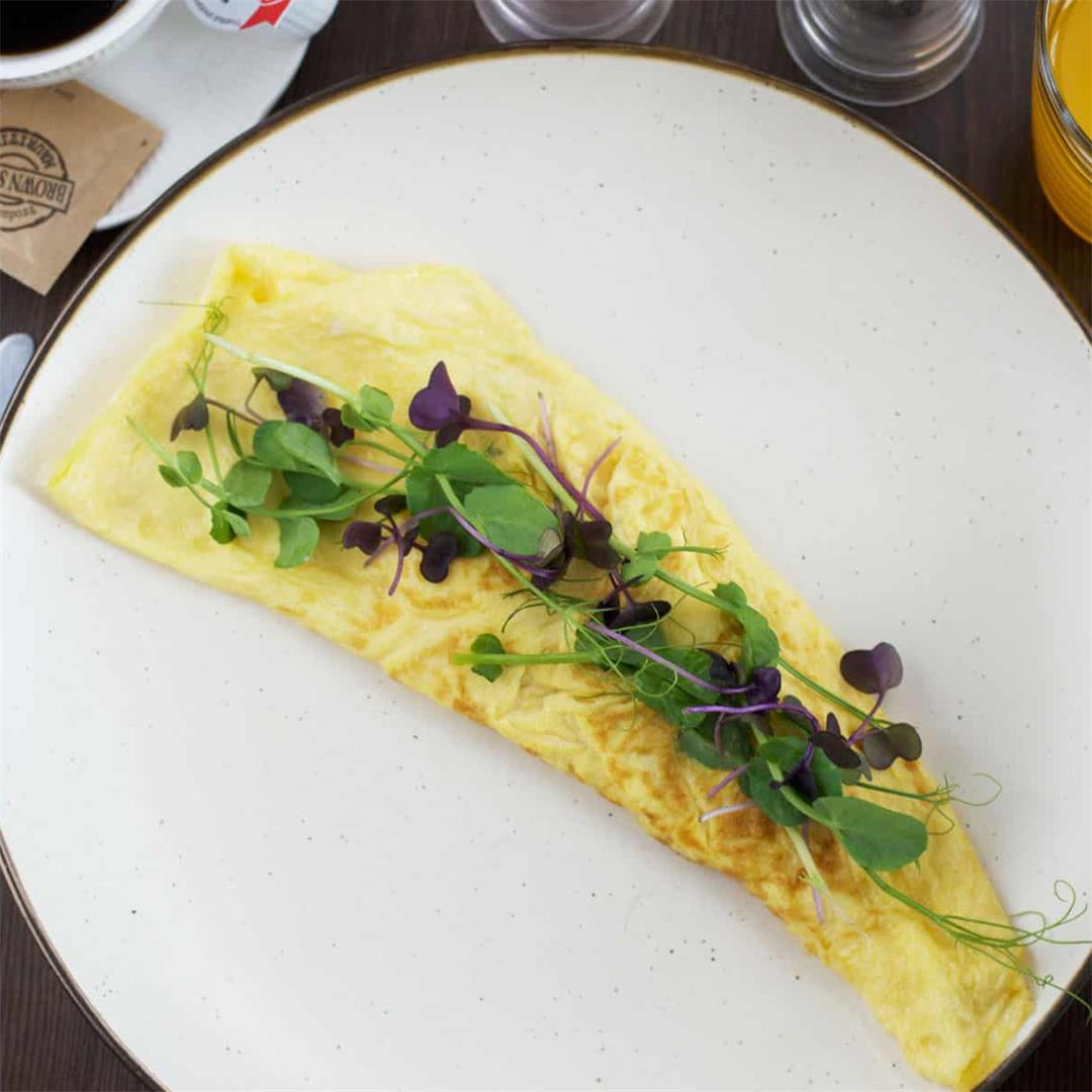 How To Master The Basic Omelette