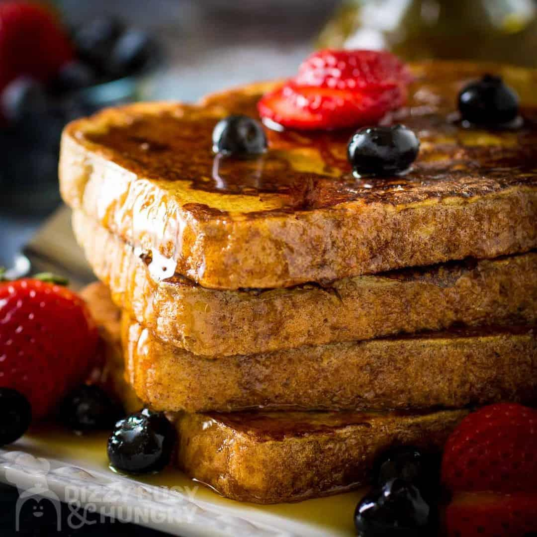 Banana Cinnamon French Toast Recipe