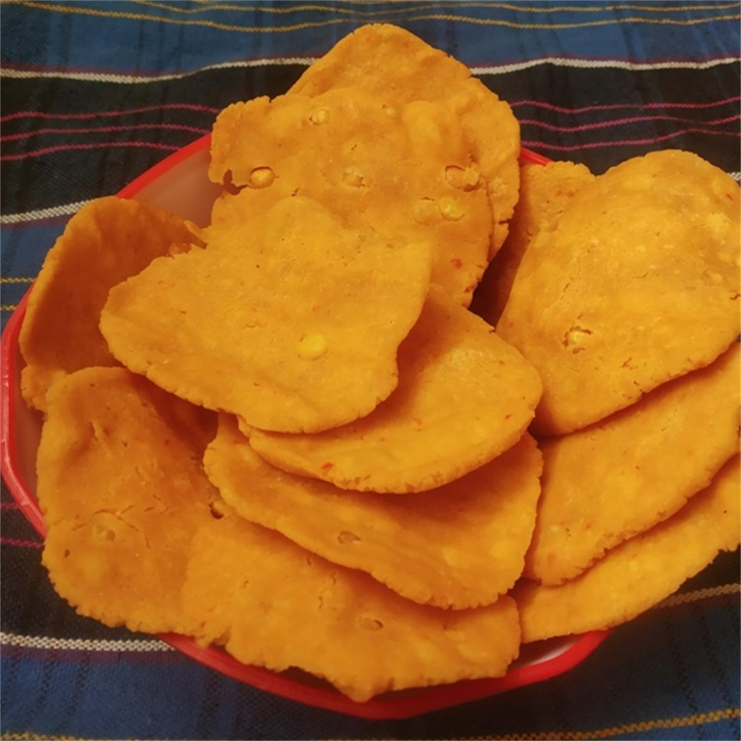 Thattai Vadai recipe