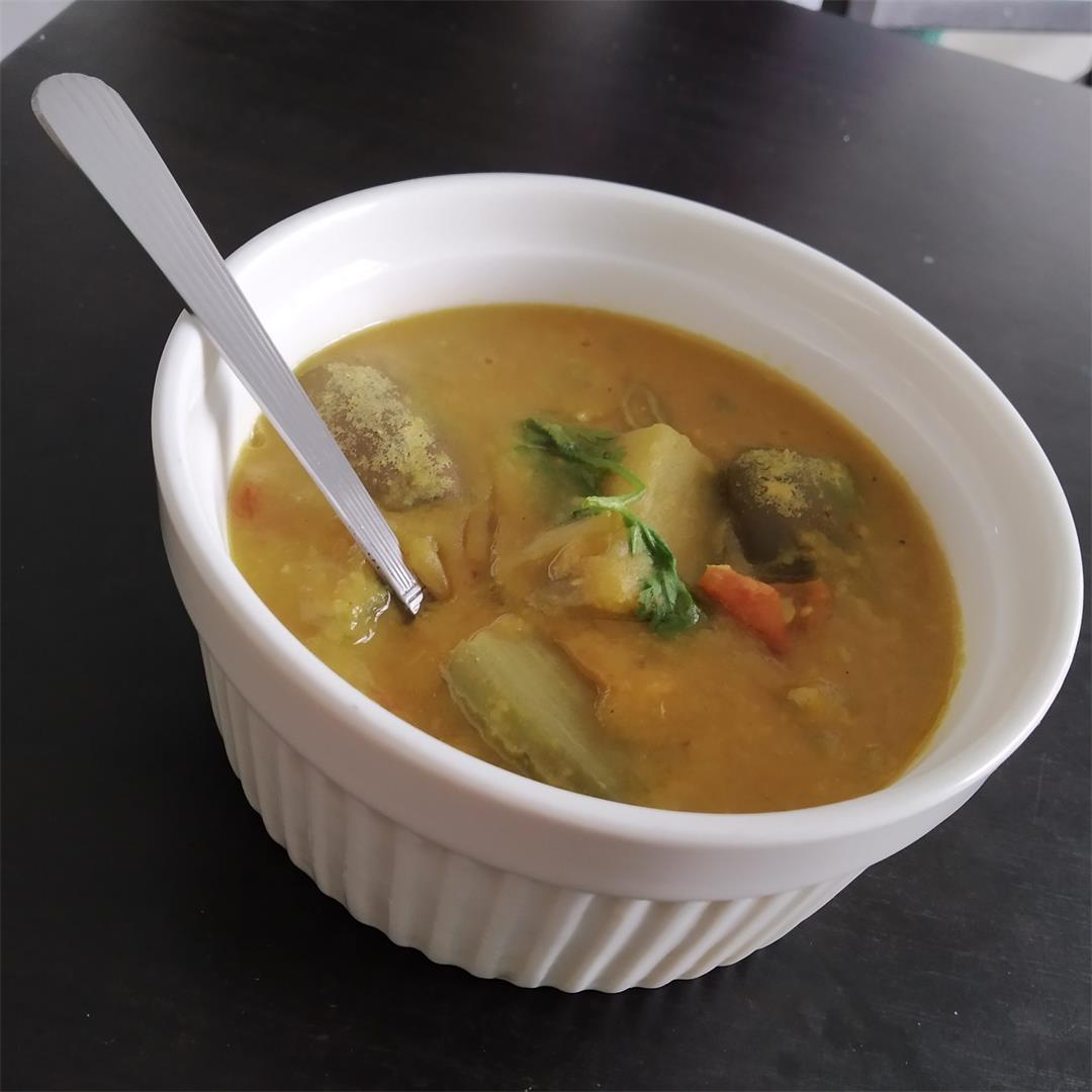 Vegetarian Dalcha