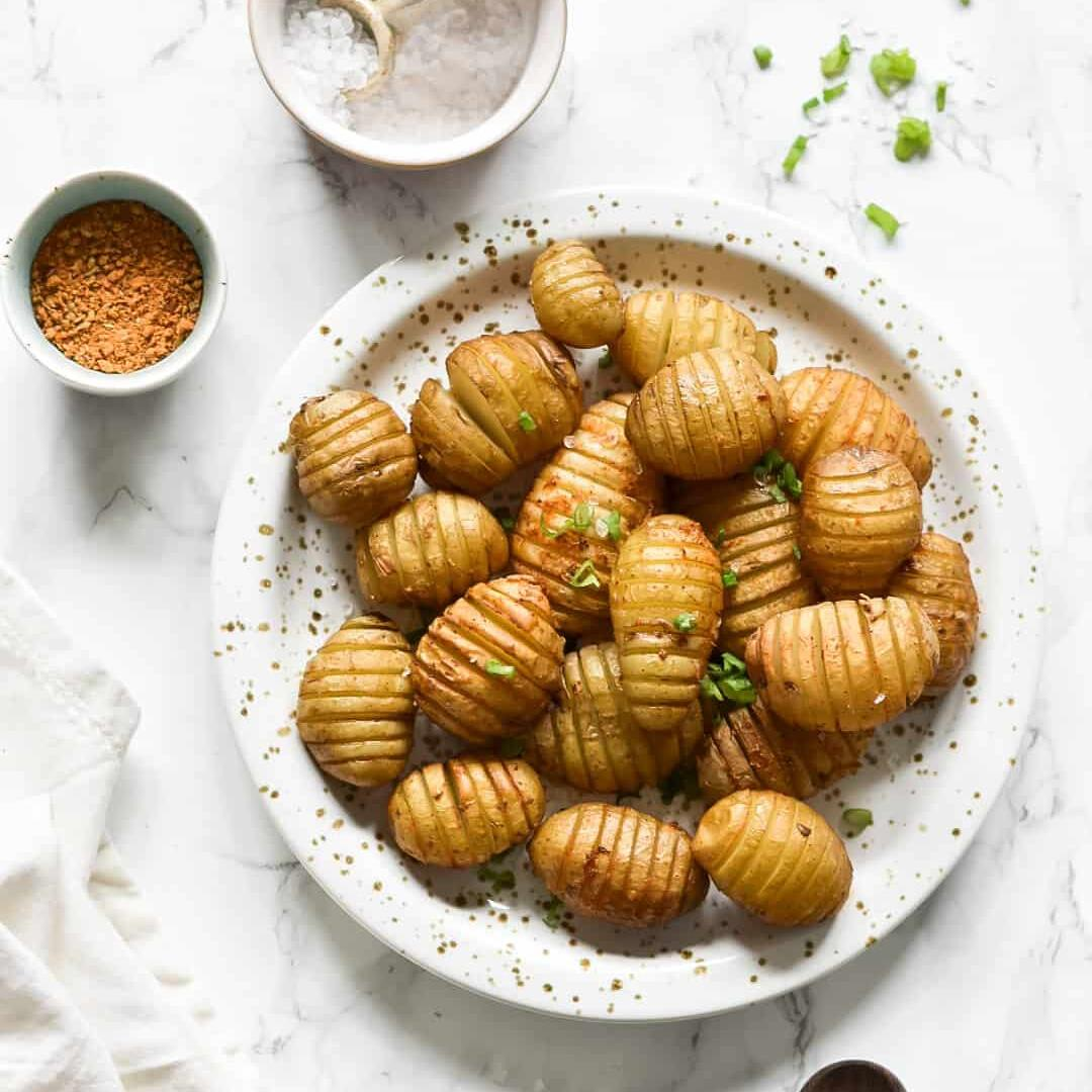 Perfect Hassleback Potatoes Recipe