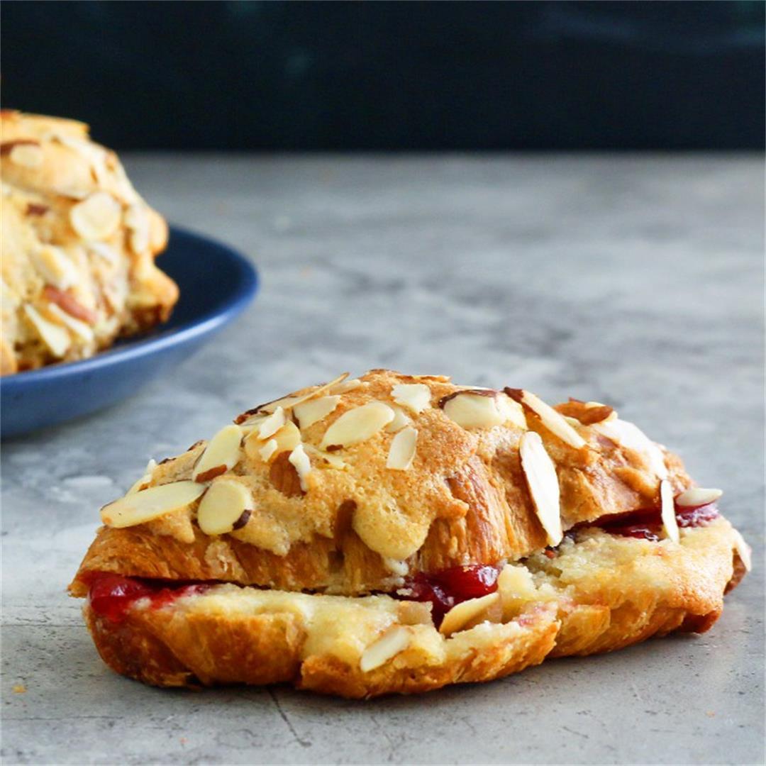 Cranberry Almond Croissant - Kitchen @ Hoskins