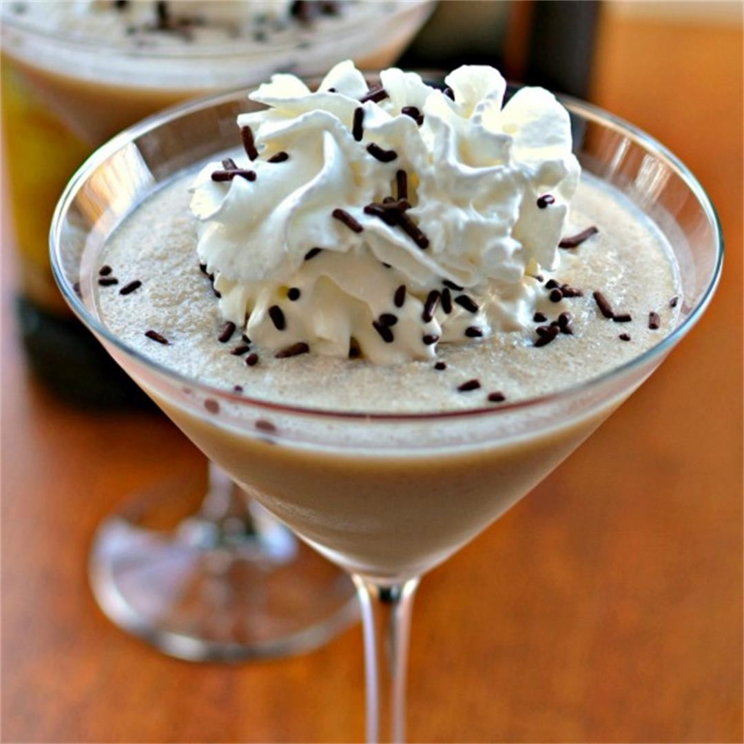 Frozen Mudslide Drinks